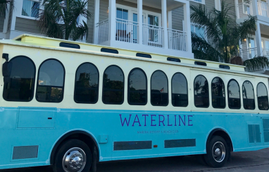 Waterline Marina Resort & Beach Club is Now Open!